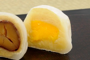 マンゴーの和菓子『完熟マンゴー』。