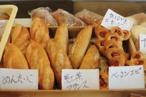 パンチキチキさんのハード系のパン。