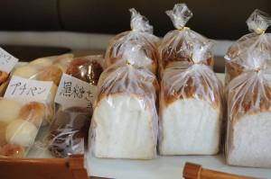 湯種のパンドミ。パンチキチキさんの一番人気。