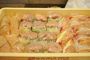 パンチキチキさんのハンバーガーなどなど。