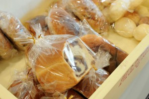 あんブレットなどのパンチキチキさんのパン。