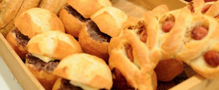 パンチキチキさんのハード系パン