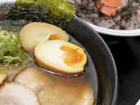 麺屋かきゅう 煮玉子