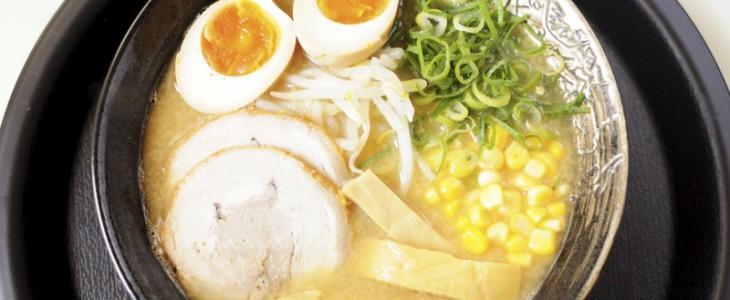 麺屋かきゅうさんの新メニューのみそラーメン「絶品味噌ラーメンE.G.A 」