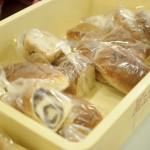 パンチキチキさんの焼きたてパン